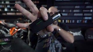 Tesla Wye 85W Single Battery Plastic Mod | #doesitcompare #vertenwortenferker