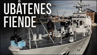 Fregatten KNM Narvik, ubåtenes fiende!