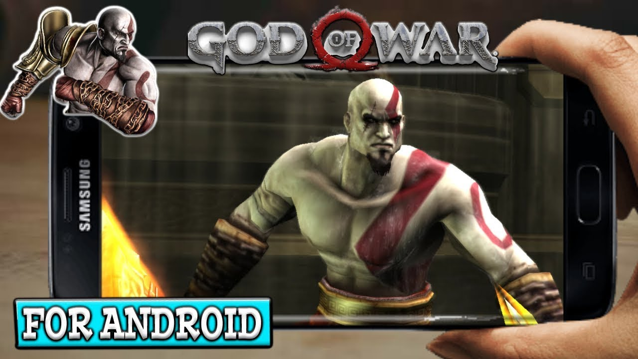 God Of War: Ghost Of Sparta Apk + Iso Data Download Free For