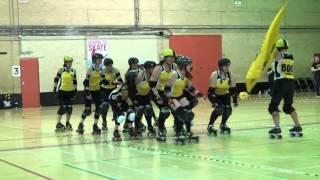 Liverpool Roller Birds skate out Ft.