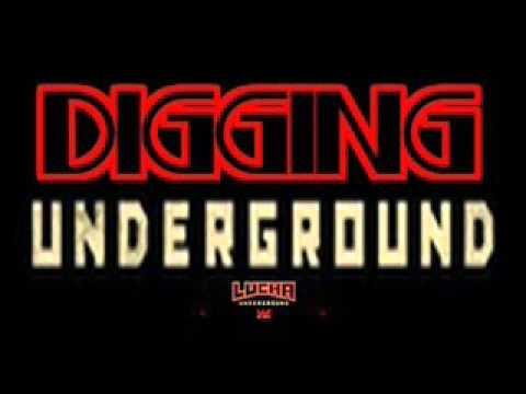 Digging Underground Episode 38 (8-29-15) Women Of Wrestling