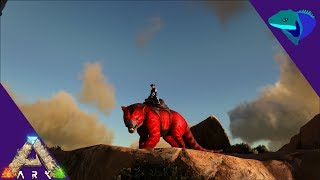 MUTATING THYLAS, WYVERN EGG HUNTING, CHILLING ON SCORCHED EARTH! ARK: Scorched Earth