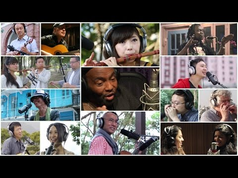 鍾氏兄弟 feat. Various Artists - 《One World》MV