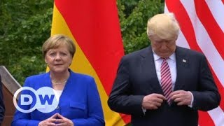 Trump goes it alone: Europe at a loss?
