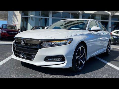 2020 Honda Accord Sport 2.0T – Is Honda Setting The Bar For The Midsize Car Segment???