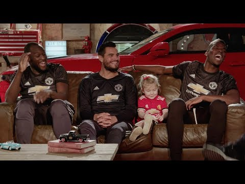 Fanswers | Manchester United | Chevrolet FC | Everything But