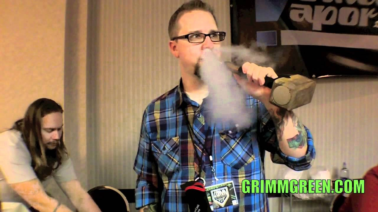 epipemods thor s hammer vapercon2011 youtube