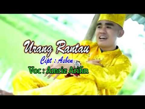 URANG RANTAU - AMRIZ ARIFIN - DENDANG LAGU MINANG (HD)