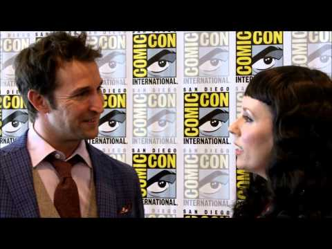 SDCC 2014 Interview with Noah Wyle