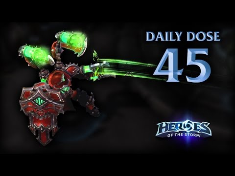 Heroes of the Storm - Daily Dose Episode 45: Supa-Healer Morales