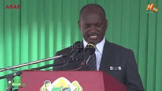Taarifa ya mfumo wa kusimamia mawasiliano Tanzania (TTMS) kwa Mhe.Rais Magufuli