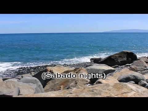 Sabado Nights - Rizal Underground (KARAOKE)