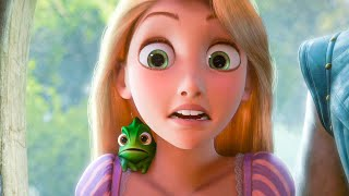 TANGLED All Movie Clips (2010)