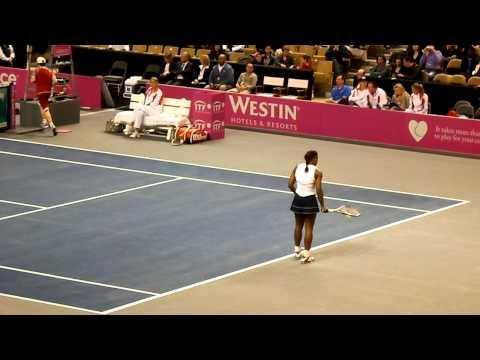Serena Williams Fed Cup, Set Point vs. Anastasiya Yakimova