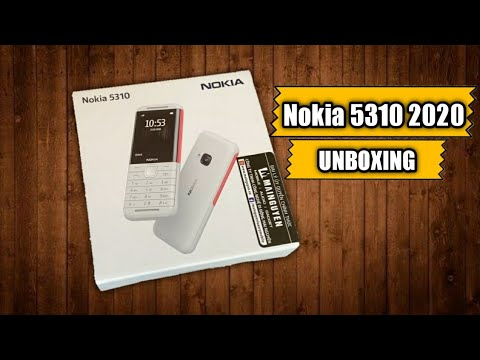 New Nokia 5310 Xpressmusic Unboxing 2020!!!