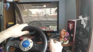 Покатушки в City Car Driving