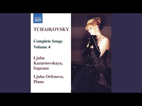 12 Romances, Op. 60: No. 4. Solovey (Nightingale)