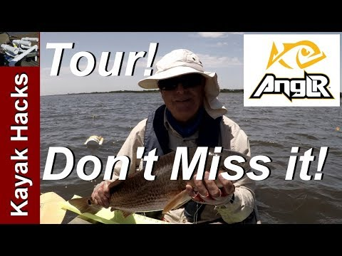 Free Fishing Apps - Anglr Tour Proof Of Concept!
