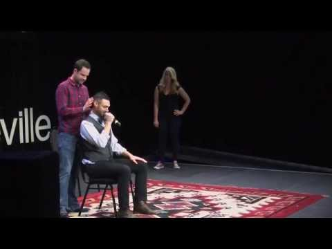 Improv- into the future looking backward: Jason Suel at TEDxFayetteville