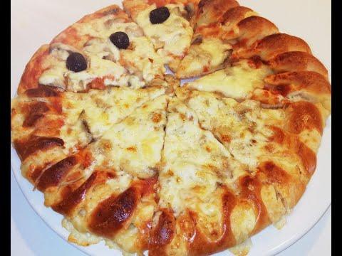 صورة  طريقة عمل البيتزا طريقة عمل البيتزا الايطالية بكل تفاصيلها واسرار نجاحها... اسرار الحياة... طريقة عمل البيتزا من يوتيوب