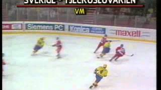 Ishockey-VM 1989 (SVT:s Sportåret 1989)