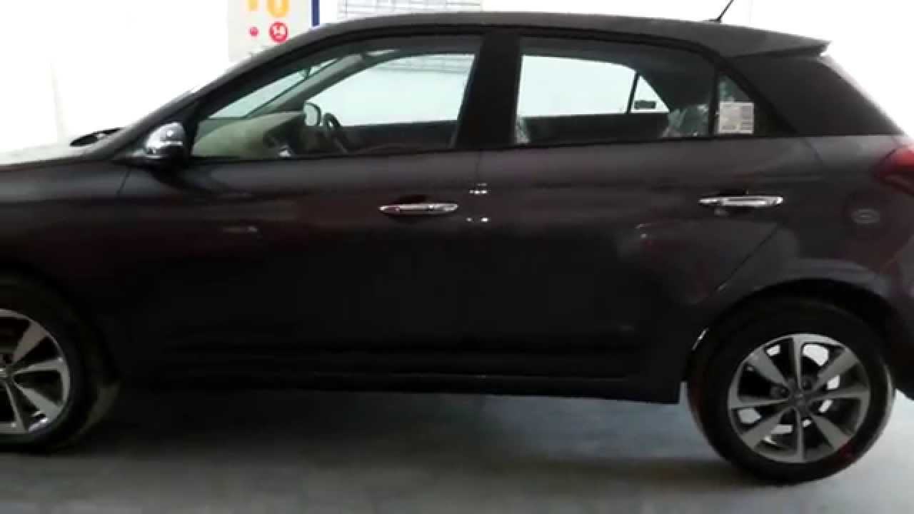 Hyundai Elite I20 Asta Star Dust Colours Youtube