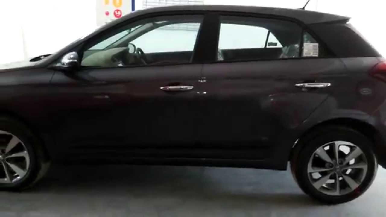 Hyundai Elite i20 Asta | STAR DUST | COLOURS | - YouTube