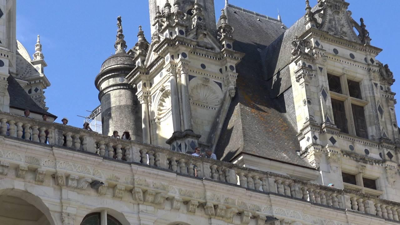 Castillo de chambord francia agosto 2016 ver en hd youtube - Castillo de chambord ...