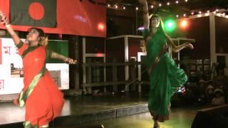 "Preyanka & Promethi - ""Ekti Bangladesh"" Dance"