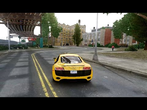 GTA IV 1.0.8.0 Version! ENB Series Graphics 2018 Preview [HD]