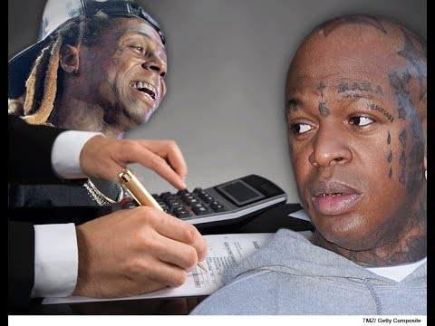 Judge Tells Birdman he has 30 Days to Open up Books to Lil Wayne to Track the lost $51 Million.