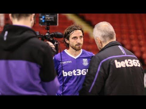 Joe Allen On Sheffield United Point