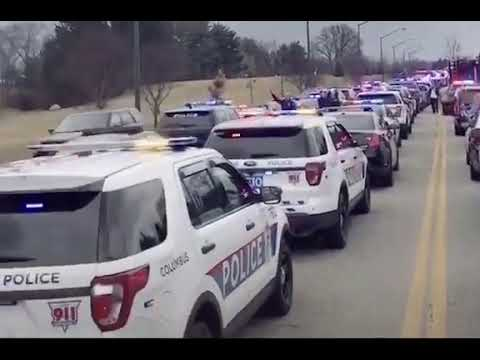Trump Support Police