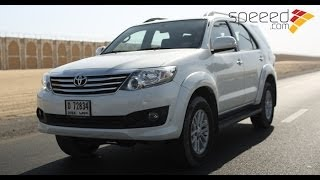 Toyota Fortuner -  تويوتا فورتشنر