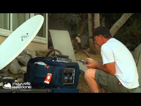 The Australian Steve Jacobs in New Caledonia