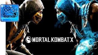 Mortal Kombat X - CG Трейлер