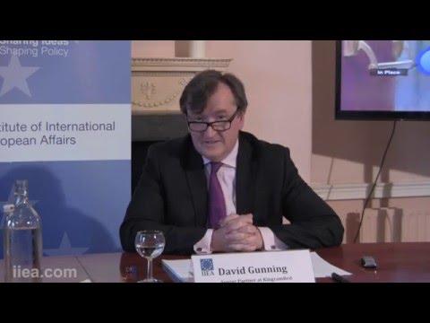 David Gunning - Ireland 2016: Rising to the Digital Challenge