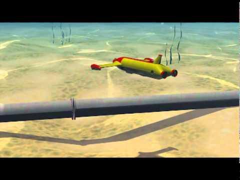 Projekt IOP - Inspektion von Offshore-Pipelines