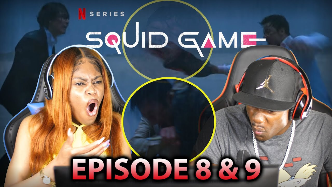 Download Squid Game Ep 8 & 9 REACTION