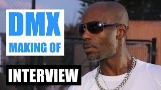 DMX IN GERMANY: INTERVIEW, MAKING OF, RAP LEGEND, FARID BANG, ALBUM, AZAITAR, RUFF RYDERS, KAY ONE