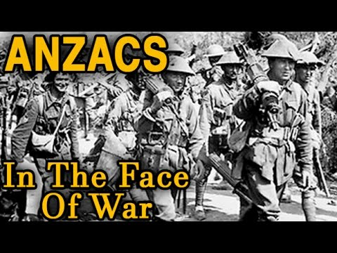 ANZACS | In the Face Of War | Full Documentary