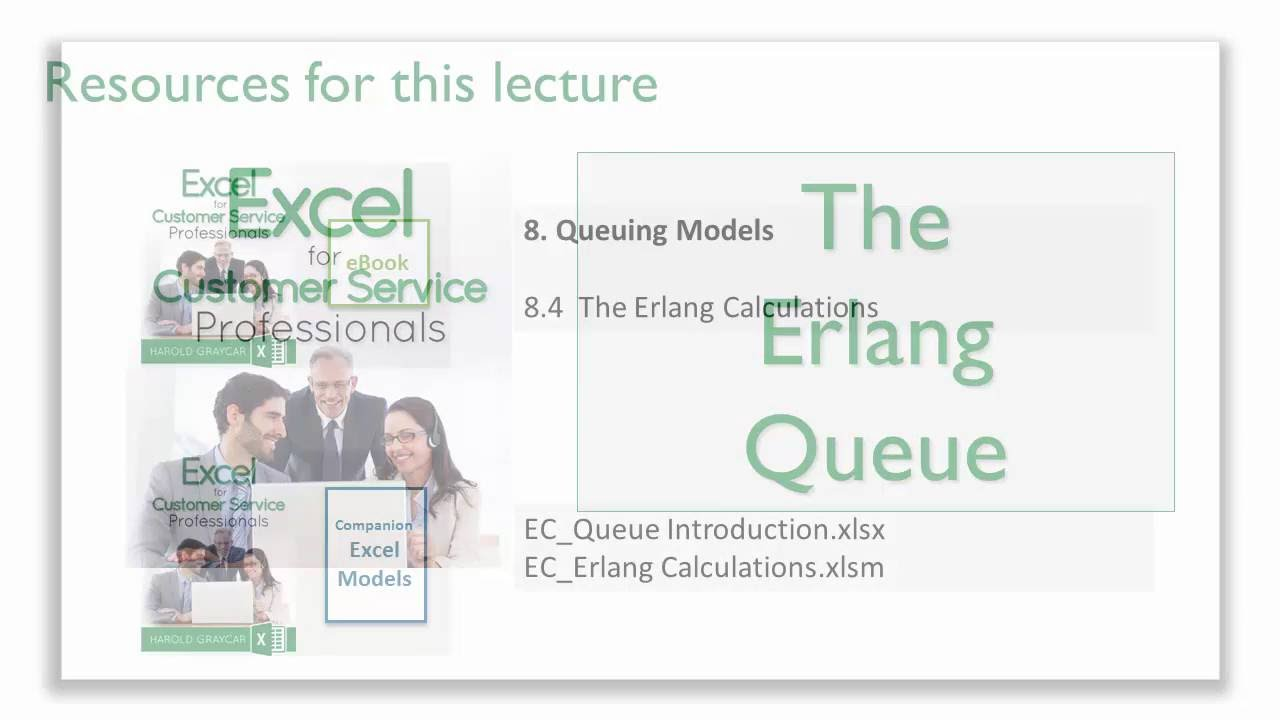 Excel for Customer Service Professionals • My Online
