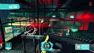 Blue Estate Arcade Abnormal Dufficulty Full Run Gameplay (PC/PS4/XONE) [HD]