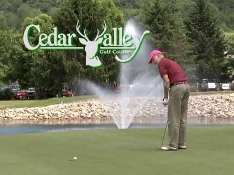 Commercial  Cedar Valley Golf Course 2013   YouTube Commercial  Cedar Valley Golf Course 2013