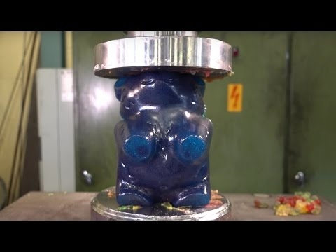 Hydraulic Press Crushing Things Compilation thumbnail