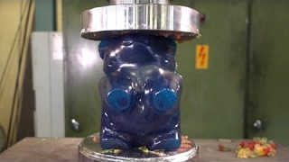 Hydraulic Press Crushing Things Compilation