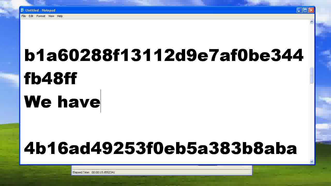 Md5 Decrypt & Encrypt - More than hashes