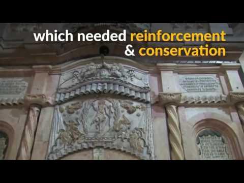 Jesus's Tomb Reopens After Restoration
