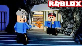 Yerin Altındaki Hapishaneyi Bulduk!! - Panda ile Roblox Jailbreak