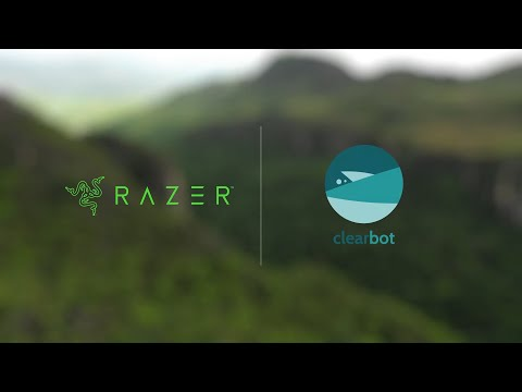 Razer x Clearbot | OceansDay